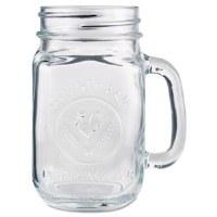 Glassware Mason Jar 16.5oz(12)