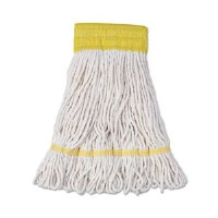 Looped Mop Small White