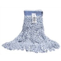Finish Mop Blue/White Large