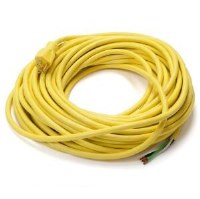 Power Cord 75'  14/3 Yellow