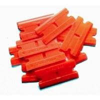 Plastic Scraper Blades (100)
