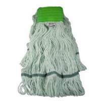 MicroPET Green Mop Medium