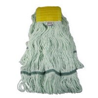 MicroPET Green Mop Large