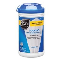 Sani-Hands Sanitizing Wipes (300)