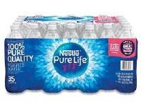 Nestle Bottled Water 35/16.9oz