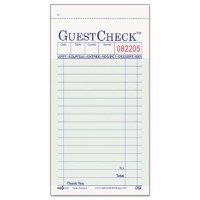 Guest Check Pad 2-Part (50)