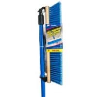 "Push Broom 24"" Black Tampico Sweep"