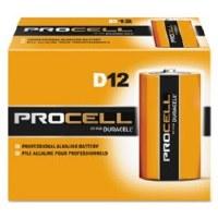 """Duracell Procell """"D"""" (12 pk)"""