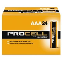 "Duracell Procell ""AAA"" (24 pk)"