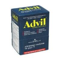 Advil Ibuprofen Tablets 50/2pk