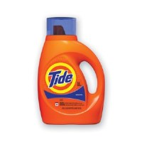 Tide Liquid Detergent 46oz (6)