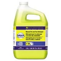 Dawn Lemon Dish Detergent 4/1