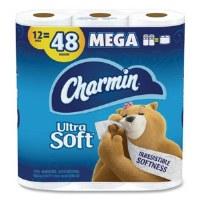 Charmin Ultra Soft 2ply (12)