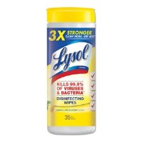 Lysol Disinfect Wipes (12/35)