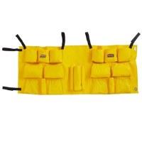 Slim Jim Caddy Bag Yellow