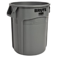 Rubbermaid Brute Container 10gl Gray