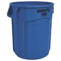 Rubbermaid Brute Container 32gl Blue