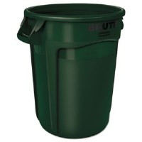 Rubbermaid Brute Container 32gl Green