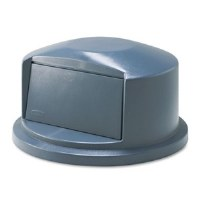 Rubbermaid Brute Dome Lid 32gl Gray