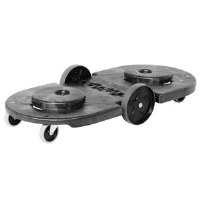Brute Tandem Can Dolly