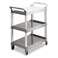 Utility Cart Plat 3 Shelf RM