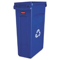 Slim Jim Recycling 23 Gallon Container