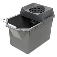 Rubbermaid Pail/Stainer Combo Bucket