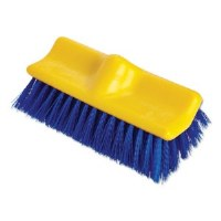 "Deck Brush 10"" Blue Dual Surface"