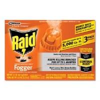 Raid Conc Fogger (12/3pk)