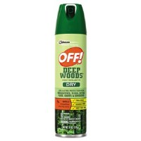 OFF Deep Woods Dry 4oz (12)