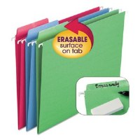Erasable FasTab Hanging Folder