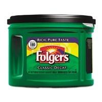 Folgers Decaf Coffee (6/23oz)
