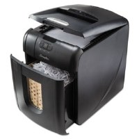Stack-&-Shred 130XL Auto Super Cross-Cut Shredder