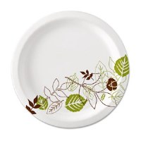 Paper Plate Ultra Heavy 10""