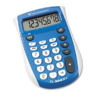 Calculator Pocket 8-Digit LCD