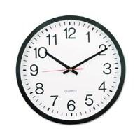 "Universal Round Wall Clock 12"""