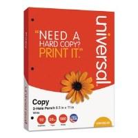 """Copy Paper 8.5""""x11"""" 3-Hole"""