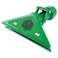Unger Fixi Clamp Green Plastic