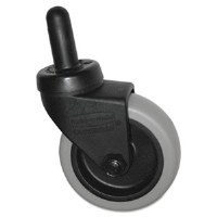 "Rubbermaid 3"" Bayonet Caster"