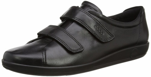 Ecco 206513 Soft 2.0 56723 Black Leather