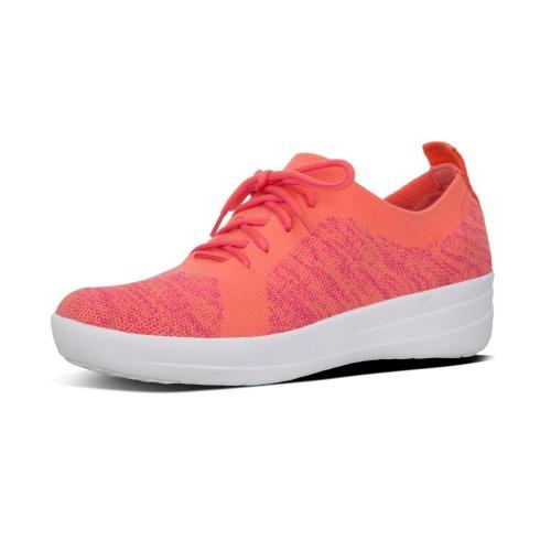 FitFlop F-Sporty Uberknit L39-543 Coral
