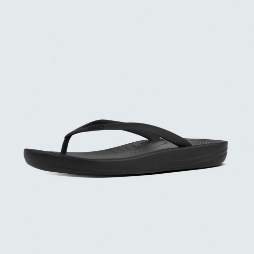 FitFlop Iqushion Ergonomic E54-090 All Black