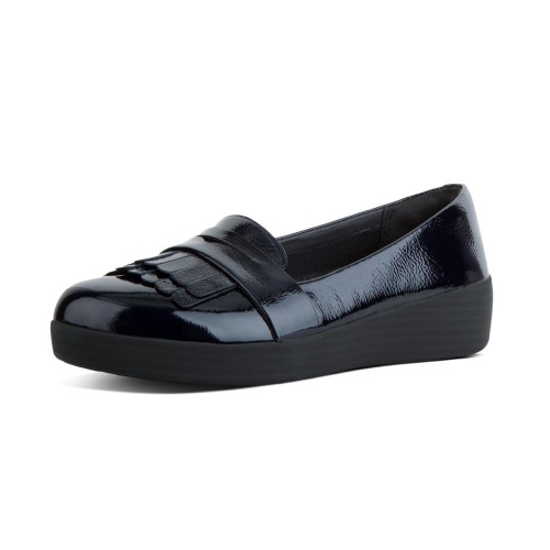 Fitflop Tassel Bow J27 399 Midnight Navy