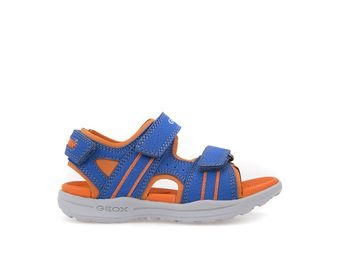 Geox J Gleeful J826YB C0685 Royal Orange