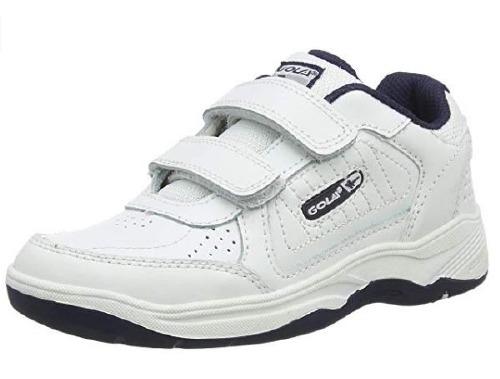 Gola Belmnot Velcro White