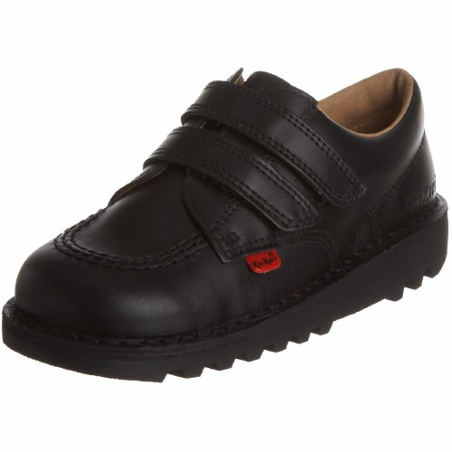Kickers Kick Lo Vel Inf 1KF434BTW Black
