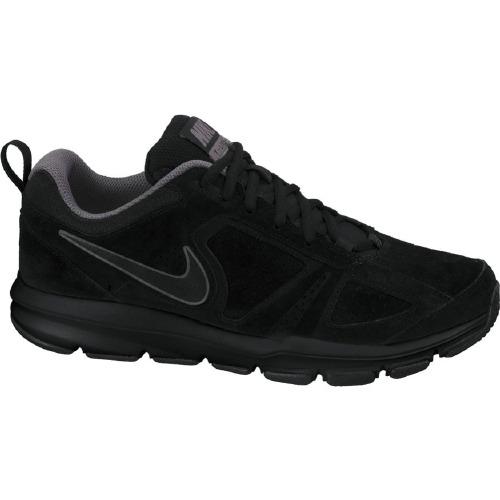 Nike 616546 T-Lite Xi Nubuck 003 Black