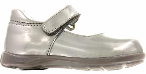 Primigi Andes 4083 377 Silver Patent