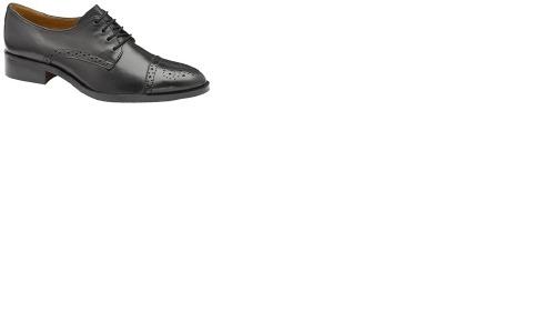 Ravel Union Black Leather