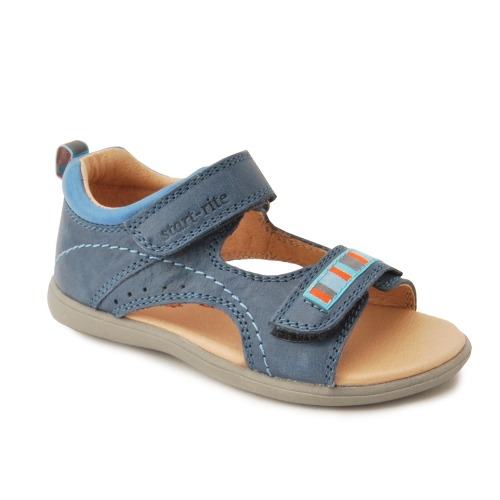 Start-Rite Elliot 50972 Blue Leather